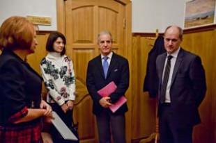 КФУ посетил Директор Римского нейрохирургического центра